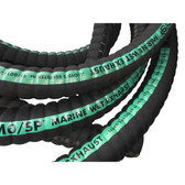 Marine exhaust rubber hoses