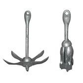 Folding Grapnel Anchor