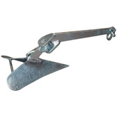 Galvanised Plough Anchor