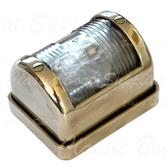 Brass Navigation Light - Stern