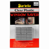 Starbrite Clear Plastic Window Savers