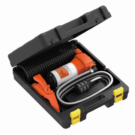 Seaflo Portable Washdown Pump Kit 12V - 17LPM