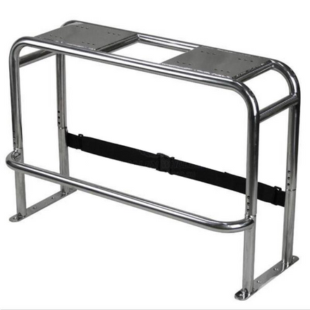 Relaxn Double Spaceframe Seat Pedestal