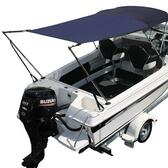 Oceansouth Bimini Extension Kit - Navy Blue