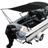 Oceansouth Bimini Extension Kit - Black