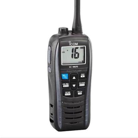 ICOM M25 EURO Hand-Held VHF Radio