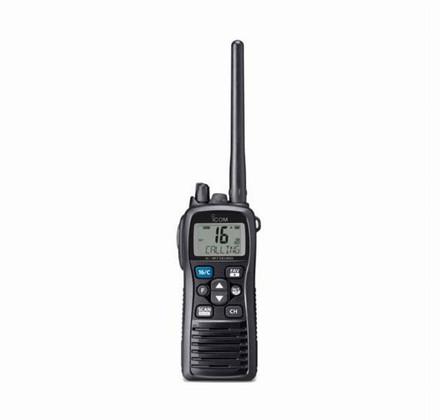 ICOM M73 EURO Hand-Held VHF Radio