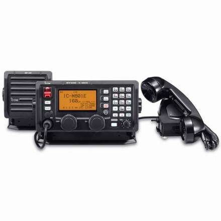 ICOM M801E MF/HF SSB Radio Telephone with Class E DSC Operation