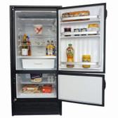 Nova Kool Refrigerators Nova Kool Marine Upright Fridge/Freezer 258 Litre - 12/24V - Dual Compressors