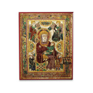 Virgin and Child (Book of Kells) Icon - T151
