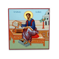 Saint Luke the Evangelist (Koufos) Icon - S358