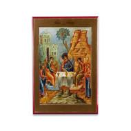 Holy Trinity (XIXc) Icon - F265