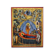 Dormition of the Theotokos Icon - F130