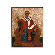 Saint Clement of Rome (XVIIc) Icon - S364
