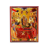 Dormition of the Theotokos Icon - F131