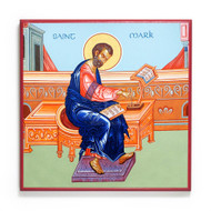 Saint Mark the Evangelist (Koufos) Cathedral Icon - S357