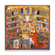 Last Judgment Icon - F151
