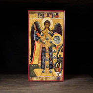 Miracle of Archangel Michael at Chonae (XVc) Icon - F153