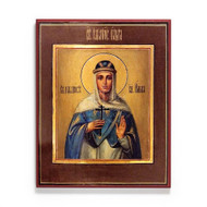 Saint Olga, Princess of Kiev (XIXc) Icon - S390