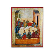 Mystical Supper (XVc) Icon - F158