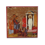 Resurrection of Lazarus (Sinai) Icon - F173