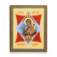 "Theotokos ""the Burning Bush"" Icon - T170"