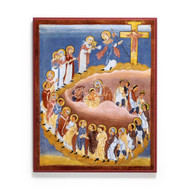 The Procession of the Elect (Bamberg) Icon - F311