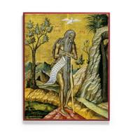 Saint Onuphrius of Egypt (XVIIc) Icon - S451