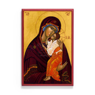 "Theotokos ""Sweet Kissing"" Icon - T180"