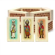 Little Saints Battle of Jericho Playset