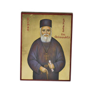 Father Roman Braga Hand-Painted Icon