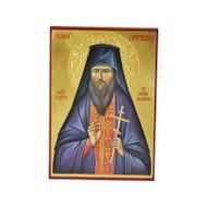 Saint Juvenaly of Alaska Hand-Painted Icon