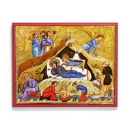 SPECIAL Nativity (Dionysiou) Icon - 6x7½