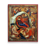 Nativity of Christ (Sinai) Icon