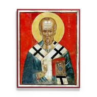Saint Nicholas (Novgorod) Icon