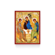 Holy Trinity (Rublev) Icon Magnet
