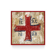 Catacomb Cross Icon Magnet