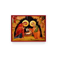 Nativity of Christ Icon Magnet