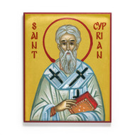 Saint Cyprian of Carthage Icon - S465