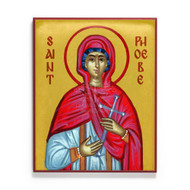 Saint Phoebe the Deaconess Icon - S466