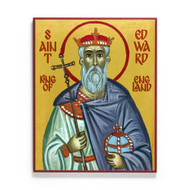 Saint Edward the Confessor, King of England Icon - S467