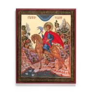 Saint Tryphon Icon - S486
