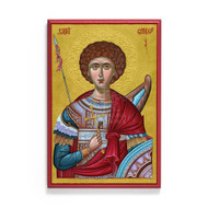 Saint George Icon - S490
