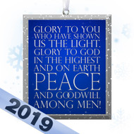 2019 Doxology Tree Ornament