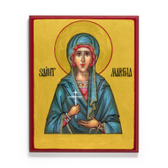 Saint Martha the Sister of Lazarus Icon - S497