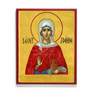 Saint Joanna Icon - S499