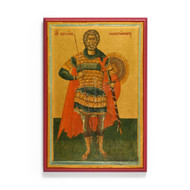 Saint Longinus the Centurion (Sinai) Icon - S502