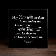 Word From Saint Augustine - W100