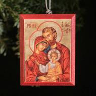 Holy Family Tree Ornament - S135