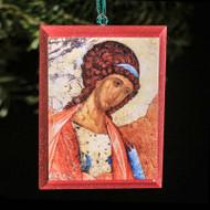 Archangel Michael (Rublev) Tree Ornament - S123